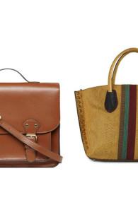 5 Tas Kulit Coklat Bergaya Vintage di kategori Fashion