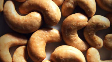 6 Manfaat Kacang Mete