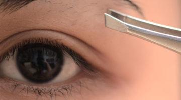 Bahaya Mencabut atau Mencukur Alis Mata