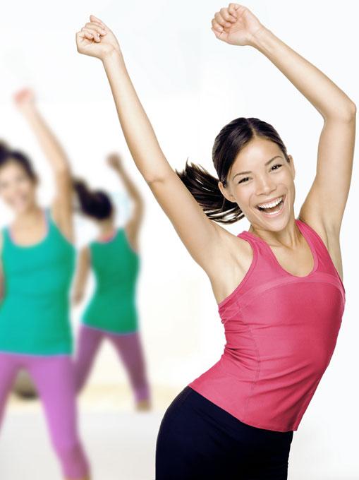 Olahraga yang Aman saat Men - Kesehatan : Olahraga yang Aman saat Menstruasi