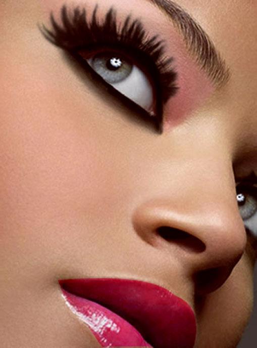 Trik Make Up untuk Si Wajah - Kecantikan : Trik Make Up untuk Si Wajah Bulat