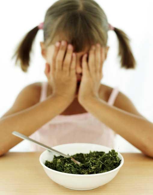 Ketika Anak Memusuhi Sayura - Parenting : Ketika Anak Memusuhi Sayuran